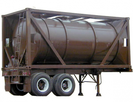 Stainless Steel Tank Trailer